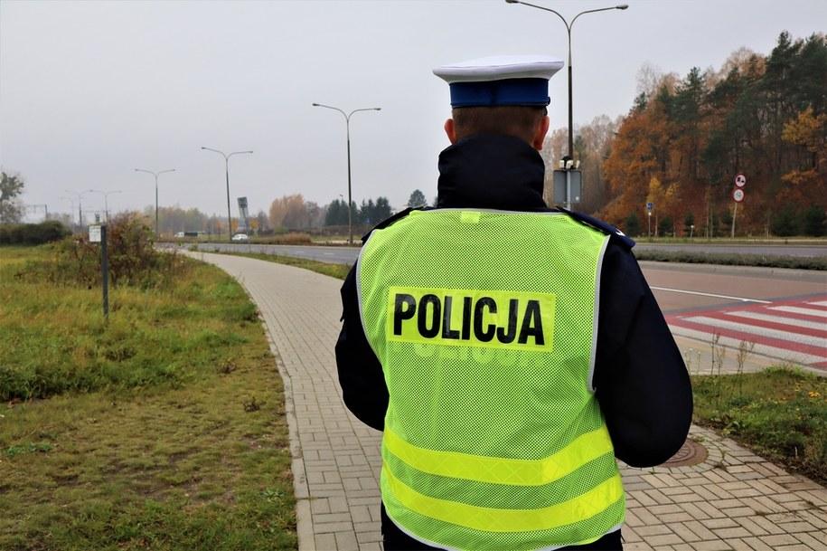 Mężczyzna, który zaparkował samochód na S7 był pijany. Zdjęcie ilustracyjne /Piotr Bułakowski /RMF FM