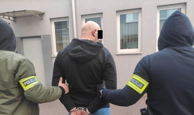 Mężczyzna - mieszkaniec Gorzowa - został zatrzymany wczoraj po godz. 17 /Policja