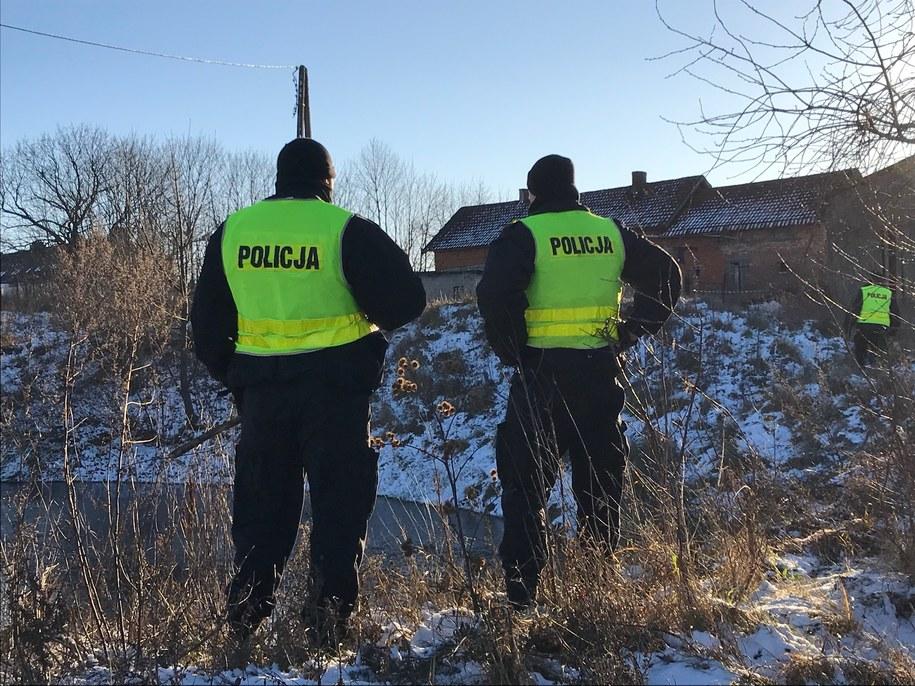Mężczyzna ostatni raz był widziany w Sylwestra /Piotr Bułakowski, RMF FM