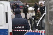 Mężczyzna otworzył ogień do policjantów w Moskwie