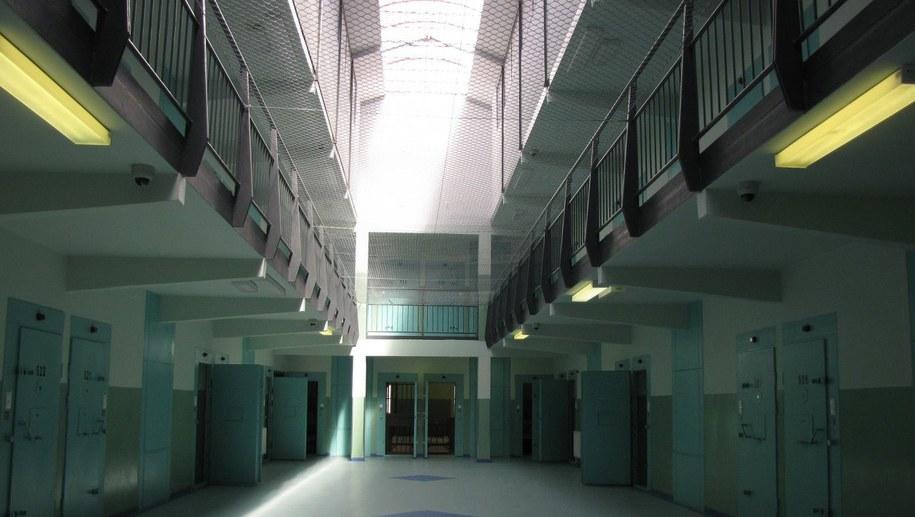 Mężczyzna przebywa w areszcie (zdj. ilustracyjne) /Krzysztof Kot /RMF FM