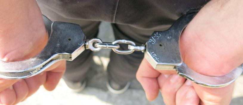 Mężczyzna trafił do aresztu (zdj. ilustracyjne) /RMF FM