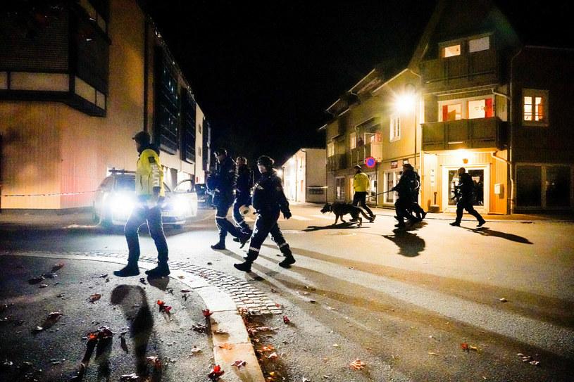 Mężczyzna zabił 5 osób /HAKON MOSVOLD LARSEN/AFP /East News