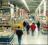 """Mężczyźni na zakupach często wykazują cechy gatunków """"wyspecjalizowanych"""" /Archiwum"""