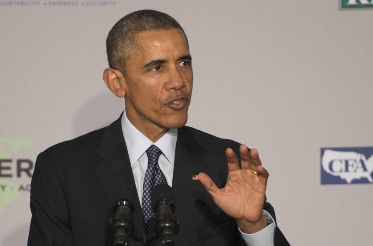 Mężczyźni planowali m.in. zabić Baracka Obamę /AFP