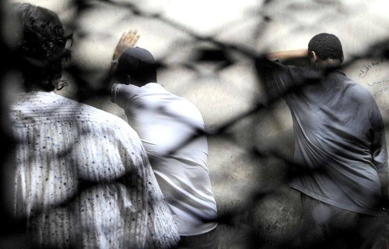 Mężczyźni skazani na dożywocie /HOSSAM FADL/ALMASRY ALYOUM /PAP/EPA