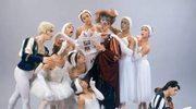 Mężczyźni, śmiech i... balet!