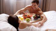 Mężczyźni wolą seks od jedzenia