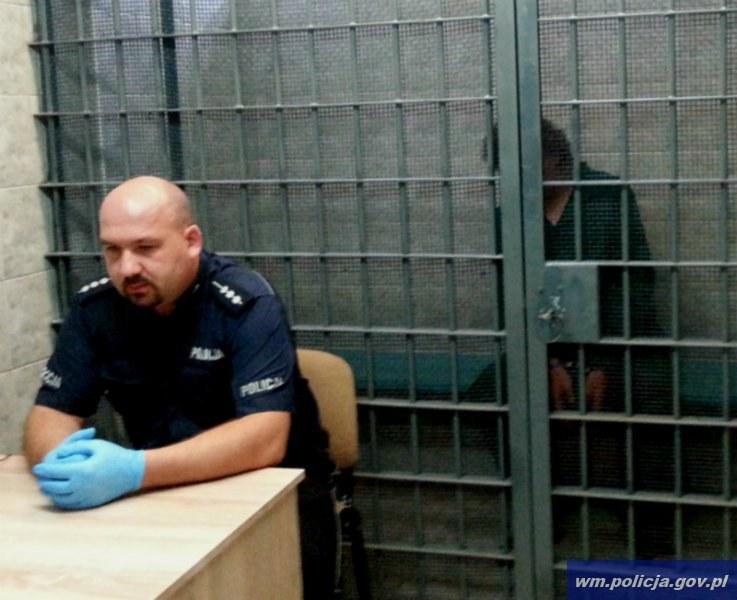 Mężczyźnie grozi kara dożywotniego pozbawienia wolności /Policja
