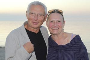 Mężem Iwony Bielskiej jest aktor i reżyser, Mikołaj Grabowski /    /AKPA