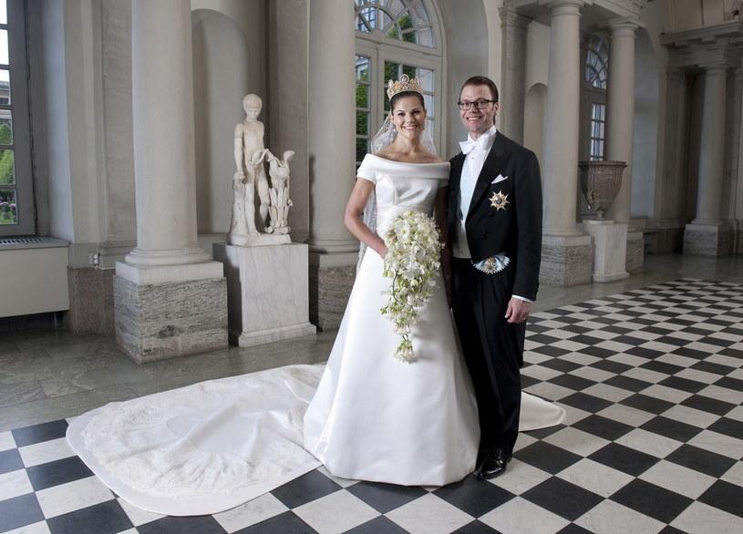 Mężem księżniczki Wiktorii jest Daniel Westling /Pool / Pool /Getty Images
