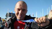 Mezo: Nagrywając teledysk, przebiegł maraton
