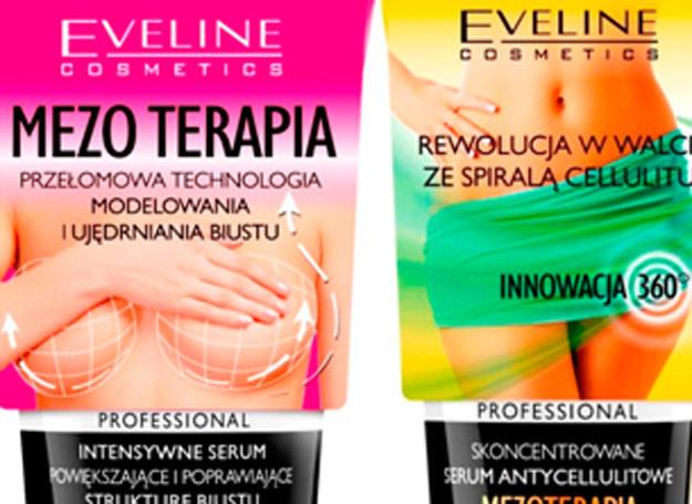 Mezoterapia Push-Up i Mezoterapia Antycellulitowa od Eveline /materiały prasowe