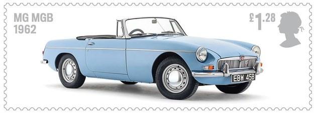 MG MGB (1962) /Royal Mail