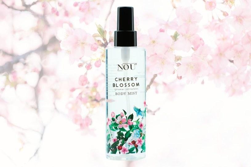 Mgiełka do ciała NOU Cherry Blossom /INTERIA.PL/materiały prasowe