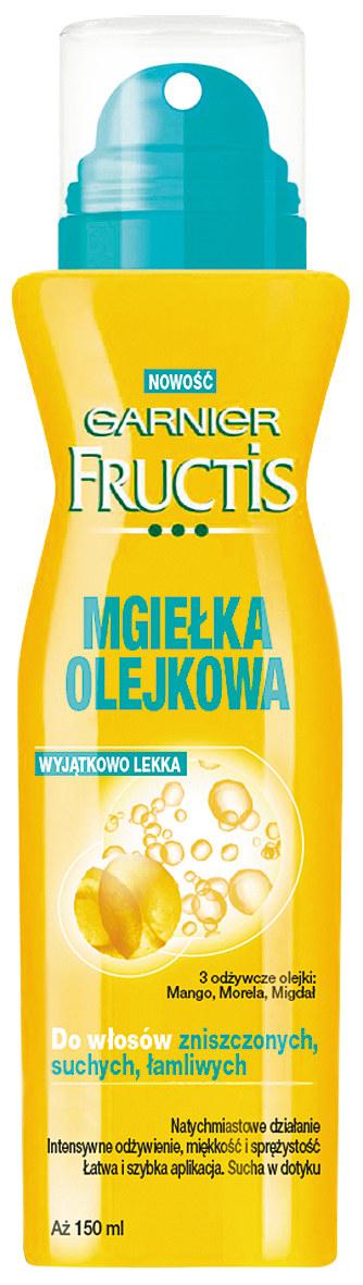 Mgiełka Olejkowa Garnier Fructis /Styl.pl/materiały prasowe