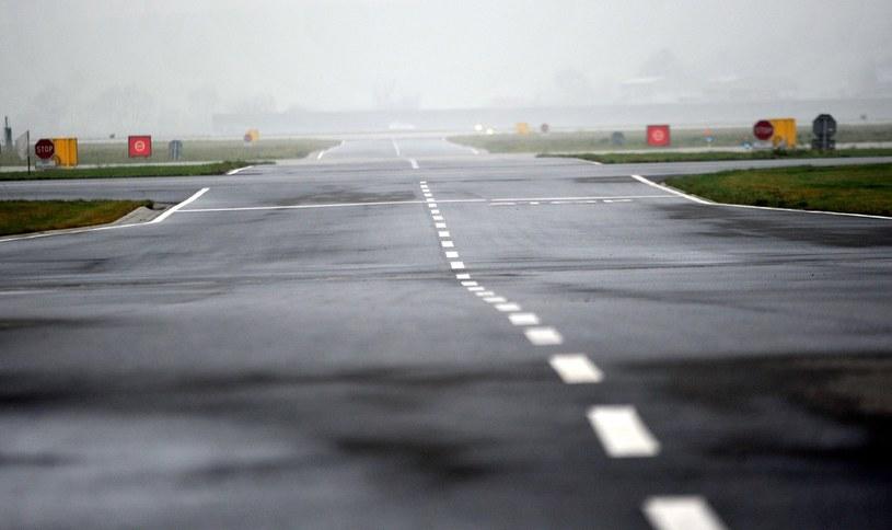 Mgła na Balicach /MAciej Lasyk /Reporter