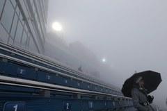Mgła w Soczi utrudnia życie sportowcom