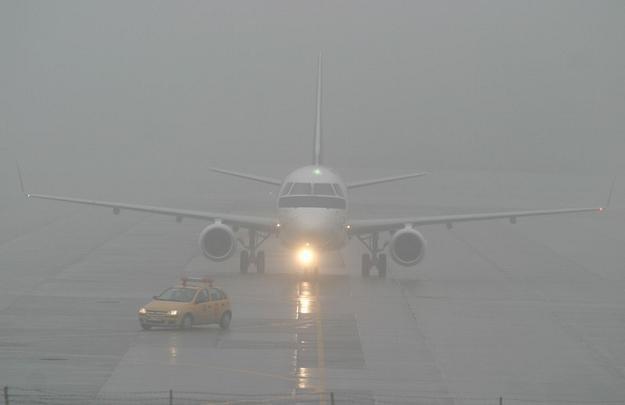 Mgła wstrzymała loty / fot. W. Traczyk /East News
