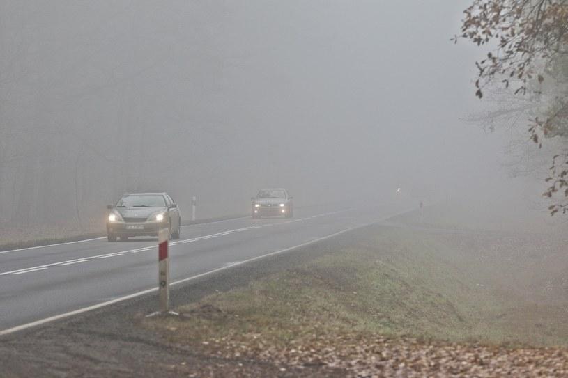 mgła; zdj. ilustracyjne /Piotr Jędzura /East News