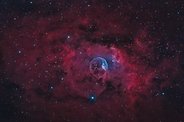 Mgławica NGC 7635 /NASA