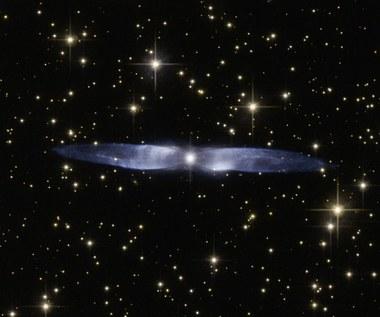 Mgławica planetarna Hen 2-437 w pełni piękna