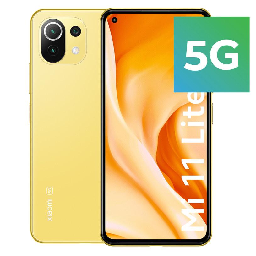 Mi 11 Lite 5G /materiały prasowe