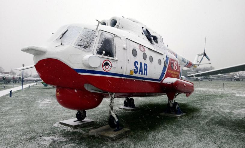 """Mi-14PS """"5137"""" Muzeum Sił Powietrznych, zdj. Łukasz Pieniążek /materiały prasowe"""