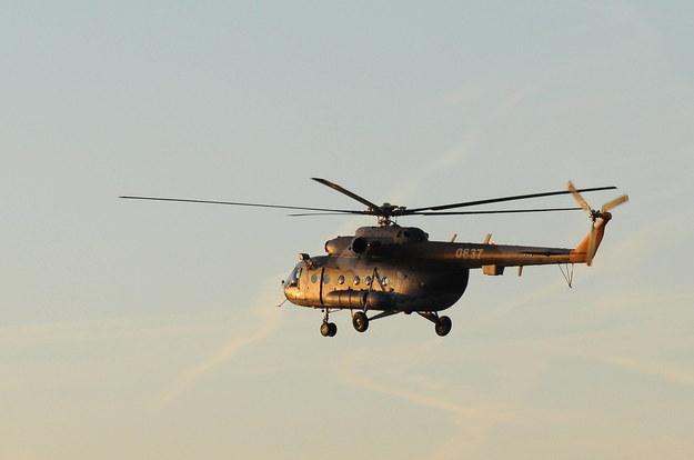 MI-17 - to właśnie taka maszyna uległa katastrofie [zdj. archiwalne] /PAP/CTK/Kalousek Rostislav       /PAP/EPA