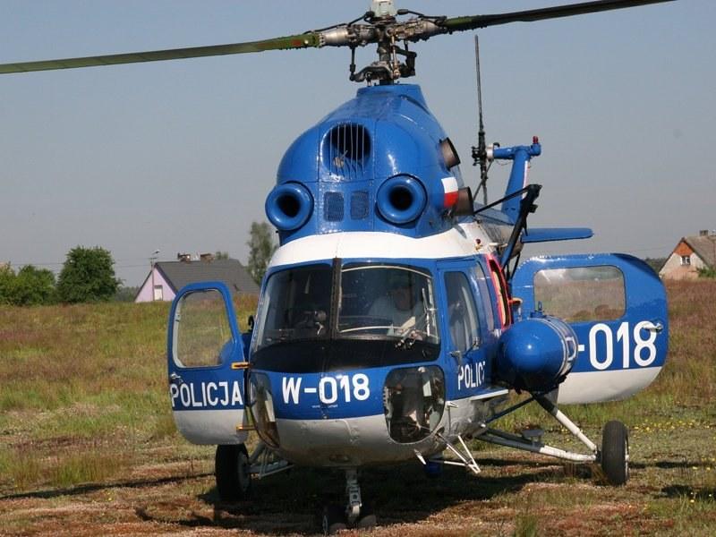 Mi-2 to śmigłowiec, którego historia sięga lat 60-tych, a produkcja zakończyła się w 1985 roku /Policja