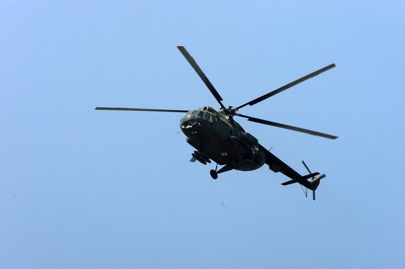 Mi-8, zdj. ilustracyjne /Wojtek Laski /East News