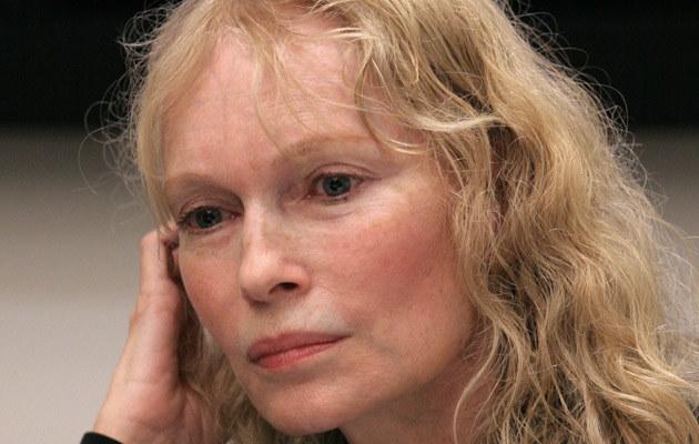Mia Farrow  /Splashnews