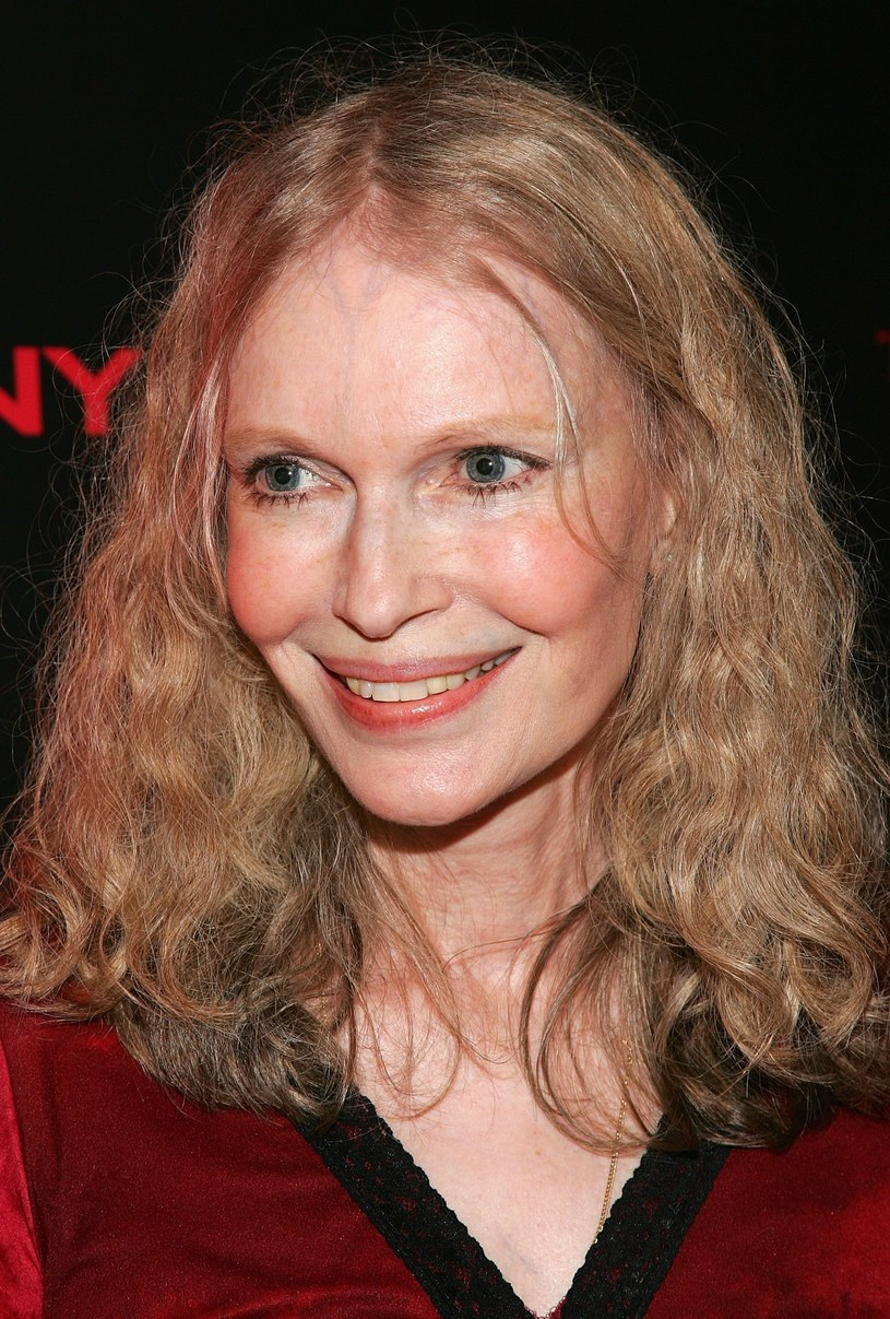 Mia Farrow /Evan Agostini /Getty Images