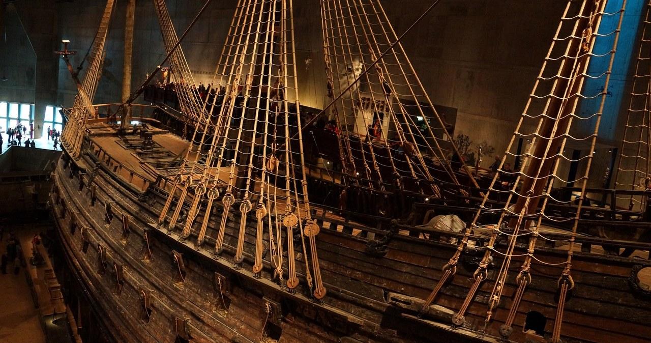 Miał płynąć na Polskę, zatonął kilometr od brzegu. 60 lat temu z dna Bałtyku wydobyto statek Vasa