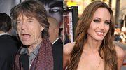 Miał romans z Angeliną Jolie?
