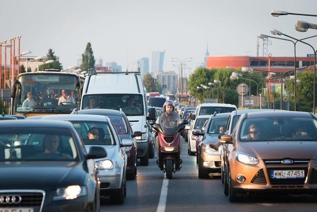 Miasta znów staną w korkach / Fot: Franek Mazur /Reporter