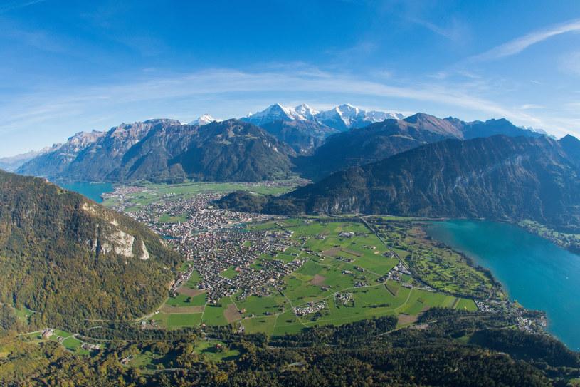 Miasteczko Interlaken /Copyright by: Switzerland Tourism - By-Line: swiss-image.ch/Mike Kaufmann /materiały promocyjne