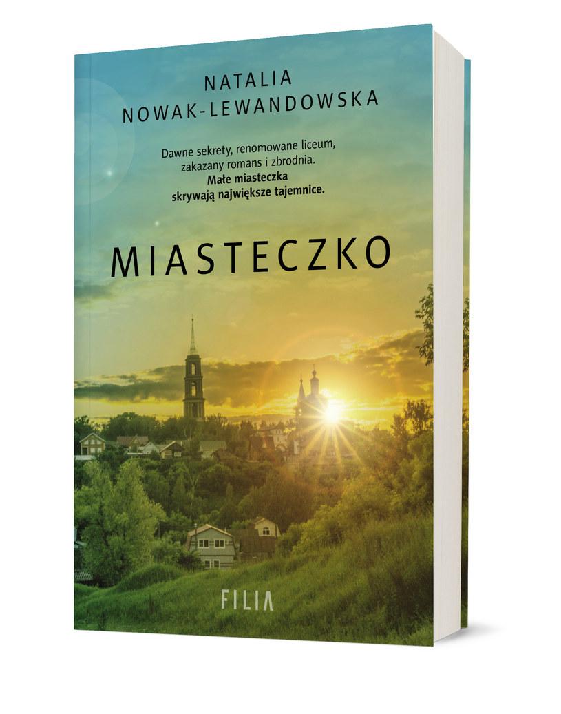 Miasteczko, Natalia Nowak-Lewandowska /materiały prasowe