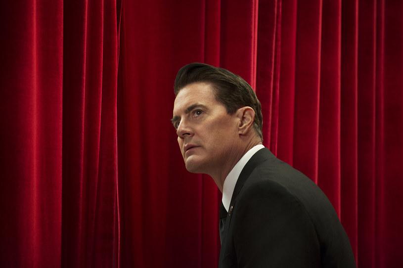 """""""Miasteczko Twin Peaks"""": Kyle MacLachlan /HBO"""