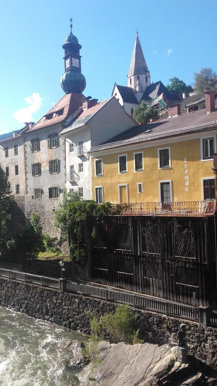 Miasteczko uzyskało prawa miejskie w XII wieku, fot. I.Grelowska /Styl.pl