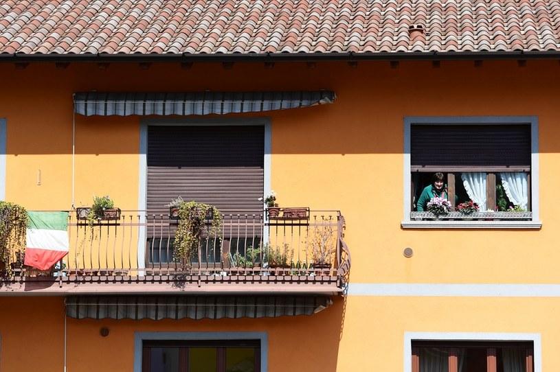 Miasteczko Vertova we włoskiej Lombardii /MIGUEL MEDINA /AFP