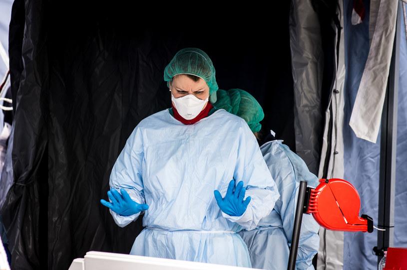 Miasteczko Vo było pierwszym ogniskiem wirusa w regionie /Massimo Bertolini/NurPhoto  /Getty Images