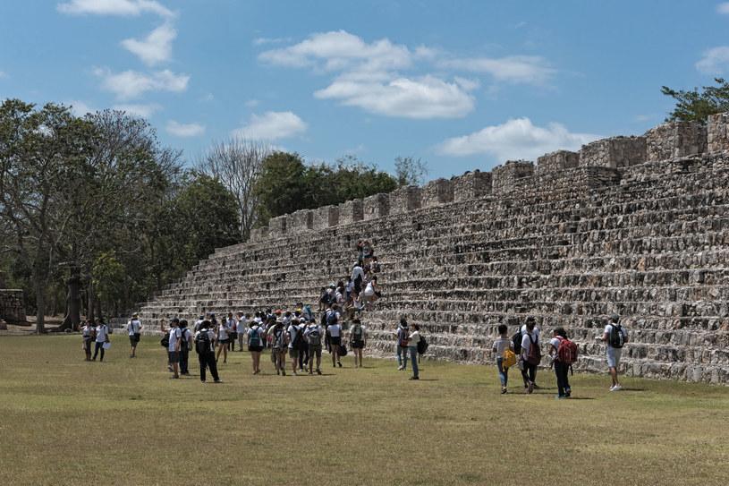 Miasto Campeche, wpisane na Listę Światowego Dziedzictwa Kulturalnego i Przyrodniczego UNESCO /123RF/PICSEL