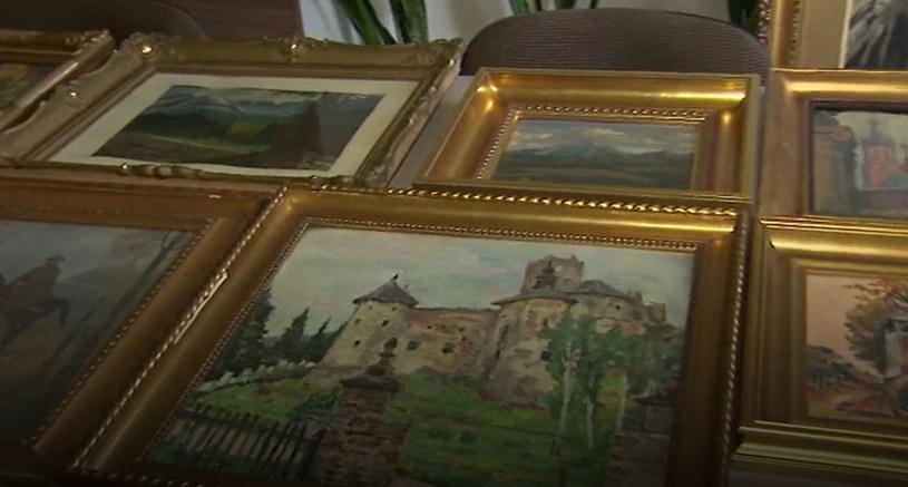 Miasto Kraków odziedziczyło majątek. Setki tysięcy w gotówce i kolekcja obrazów /Polsat News
