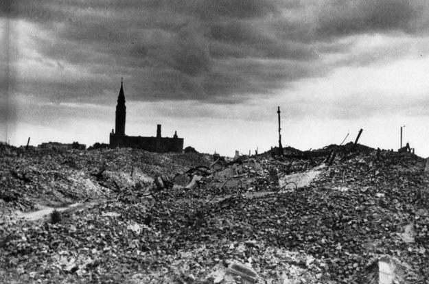 """""""Miasto ma całkowicie zniknąć z powierzchni ziemi"""" /Getty Images"""