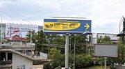 Miasto w powodzi reklam