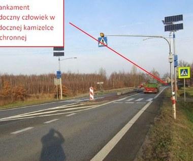 Miażdżący raport o przejściach dla pieszych