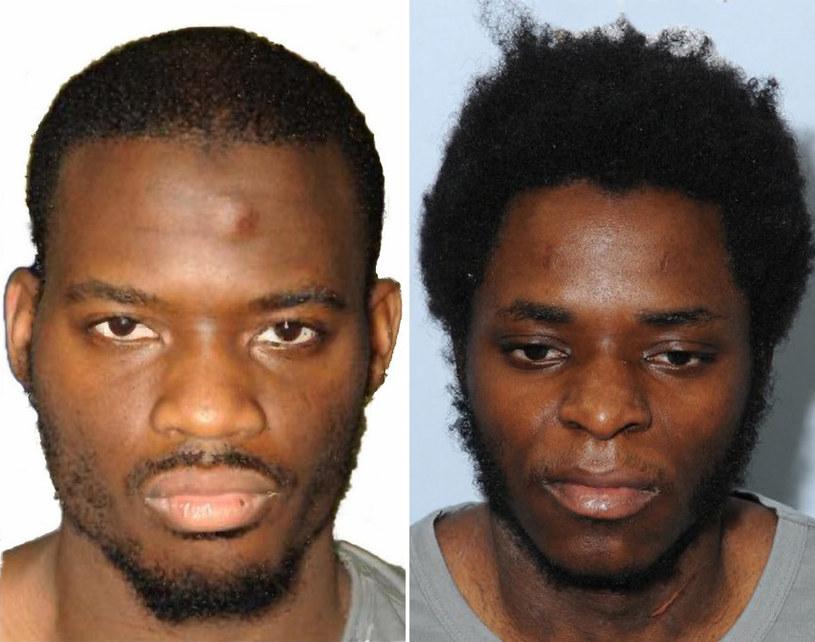 Michael Adebolajo (z lewej) i Michael Adebowale /AFP