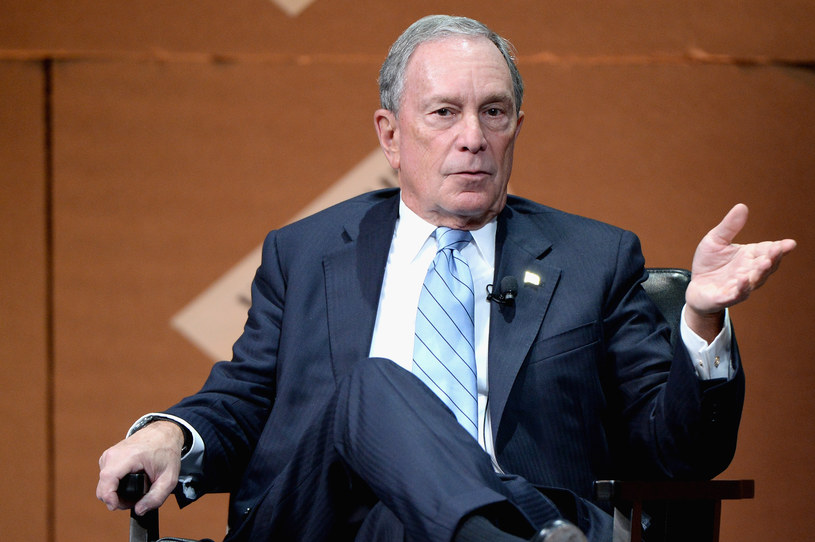 Michael Bloomberg /Michael Kovac / GETTY IMAGES NORTH AMERICA / /AFP