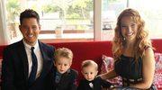 Michael Buble i Luisana Lopilato spodziewają się trzeciego dziecka